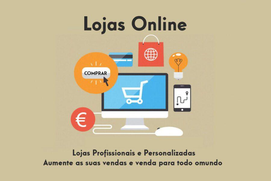 lojas online