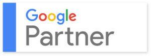 Selo google partner novo