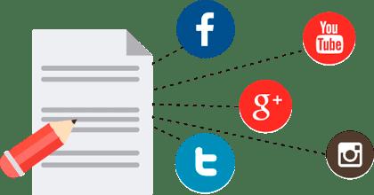 gestao de redes sociais